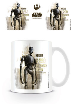 Tasse Rogue One: Star Wars Story - K2s0 Profile