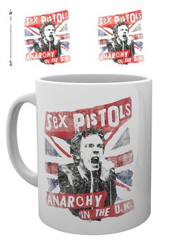 Tasse  Sex Pistols - Union Jack