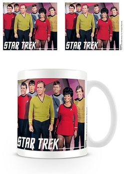 Tasse Star Trek - Cast