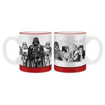 Becher Star Wars - Empire vs Rebels