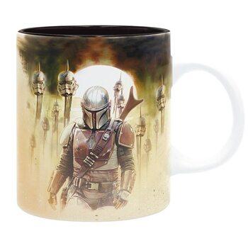 Becher Star Wars: The Mandalorian - Mando