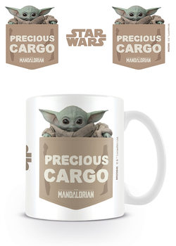 Tasse Star Wars: The Mandalorian - Precious Cargo