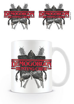 Tasse Stranger Things - Demogorgon Hunting Crew