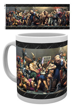 Tasse Street Fighter - Fight