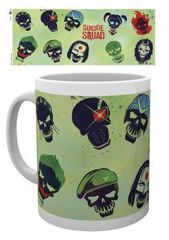 Tasse Suicide Squad - Skulls