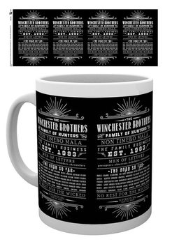 Tasse Supernatural - Family Business