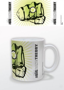Tasse The Big Bang Theory - Fist