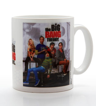 Tasse The Big Bang Theory - Portrait