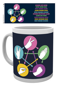 Tasse  The Big Bang Theory - Spock
