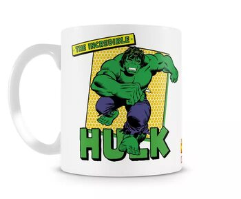 Becher The Incredible Hulk