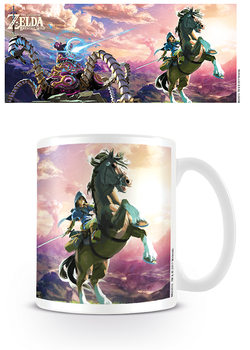 Tasse The Legend Of Zelda: Breath Of The Wild - Guardian Chase
