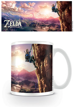 Tasse The Legend Of Zelda: Breath Of The Wild - The Climb