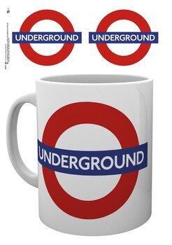 Tasse Transport For London - Underground