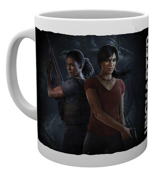 Tasse Uncharted: The Lost Legacy - Cover