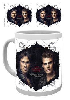 Tasse Vampire Diaries - Careful