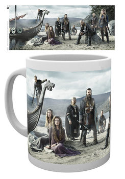Tasse Vikings - Beach