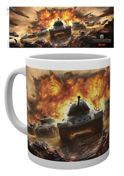 Tasse World Of Tanks - Roll Out