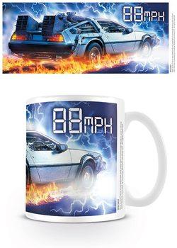 Tasse Zurück in die Zukunft - 88MPH