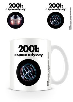 2001: A Space Odyssey - Ships Tasse