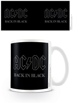 AC/DC - Back In Black Tasse