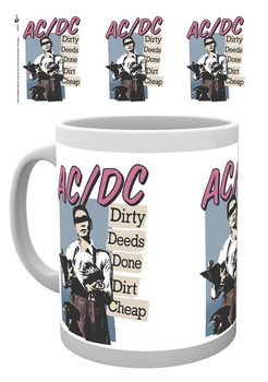 AC/DC - Dirty Deeds Tasse