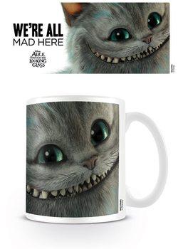 Alice de l'autre côté du miroir - Cheshire Cat Tasse