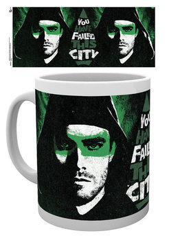 Arrow - You Failed This City Tasse