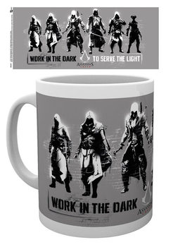 Assassins Creed: Origins - Stencil Tasse