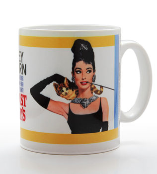 Audrey Hepburn - One-Sheet Tasse
