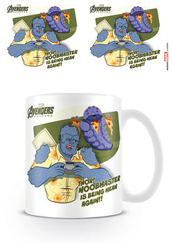Avengers: Endgame - Noobmaster Tasse