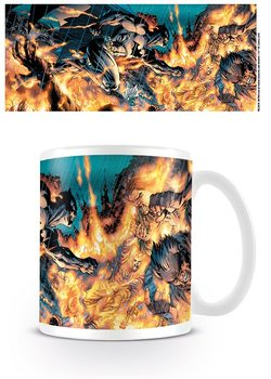 Batman - Flames Tasse