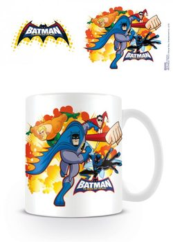 Batman: The Bold and the Brave - Explosion Tasse