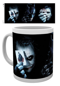 Batman: The Dark Knight - Serious Tasse