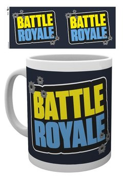 Battle Royale - Logo Tasse