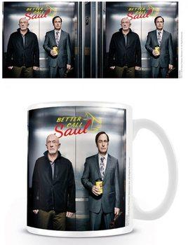 Better Call Saul - Elavator Tasse