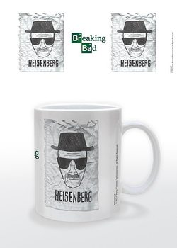 Breaking Bad - Heisenberg Wanted Tasse