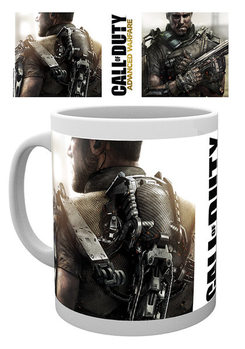 Call of Duty Advanced Warfare - Front and b Tasse