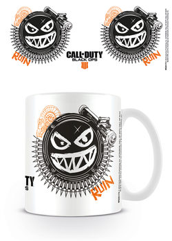 Call Of Duty - Black Ops 4 Ruin Smile Icon Tasse