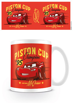 Cars 3 - Legend Of The Track (McQueen) Tasse