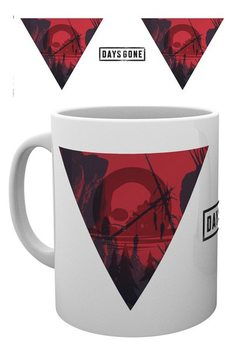 Days Gone - Skull Tasse