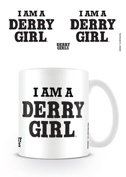 Derry Girls - I Am A Derry Girl Tasse