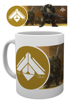 Destiny - Cabal Tasse