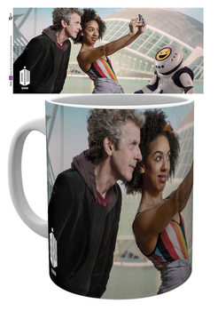 Doctor Who - Season 10 Ep 2 Tasse