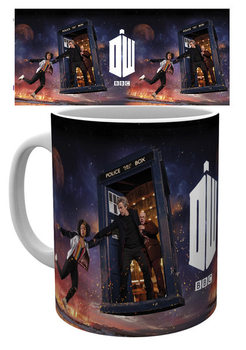 Doctor Who - Season 10 Iconic Tasse