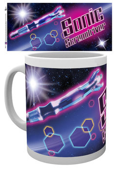 Doctor Who - Sonic Tasse