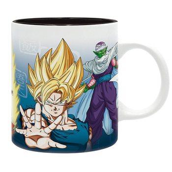 Dragon Ball - DBZ/Saiyans & Piccolo Tasse
