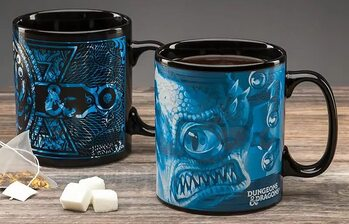 Dungeons and Dragons Tasse