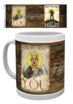 Fable - needs you Tasse