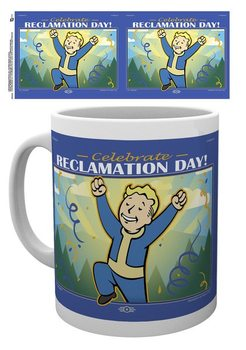 Fallout 76 - Reclamation Day Tasse