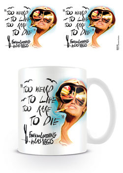 Fear and Loathing in Las Vegas - Too Weird To Live Tasse